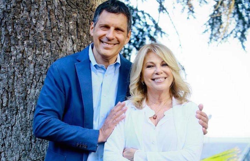 La posta del cuore: su Rai 1 il nuovo programma con Fabrizio Frizzi e Rita Dalla Chiesa