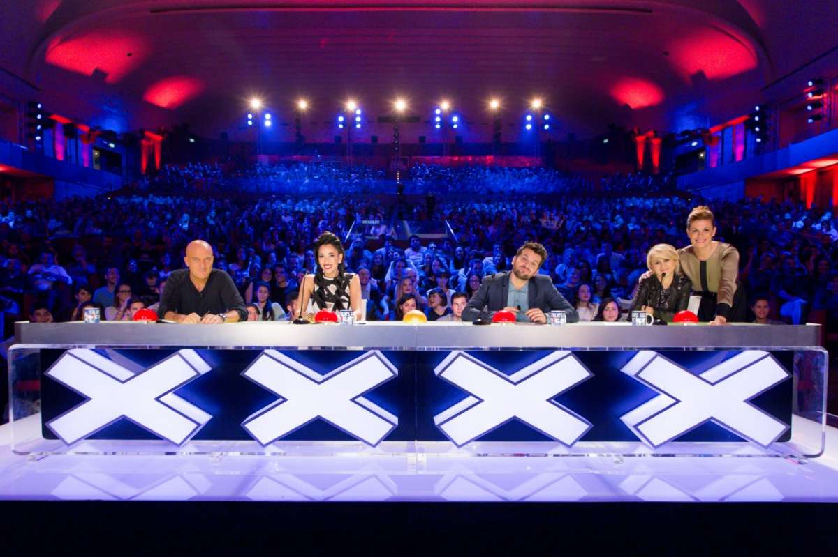 Italia's got Talent 2015: proposta di matrimonio gay in diretta tv su Sky