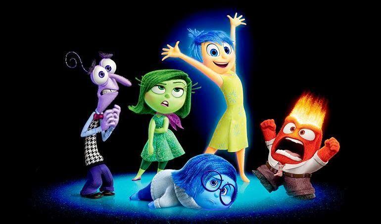 Inside Out: trailer italiano e trama del nuovo film d'animazione della Pixar