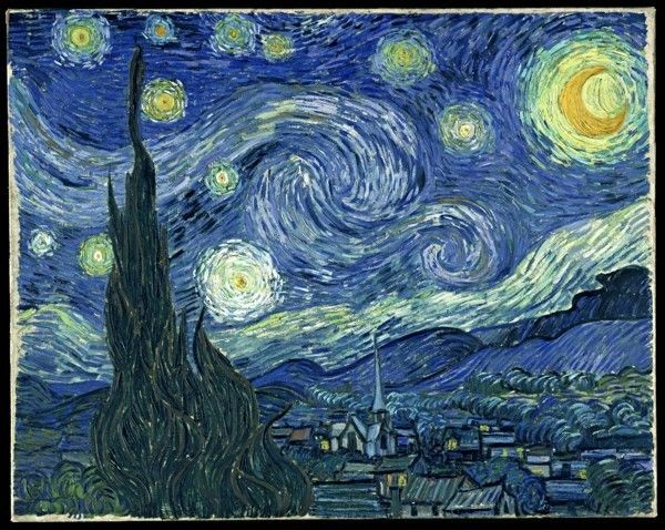 la notte stellata di van gogh1 150x150
