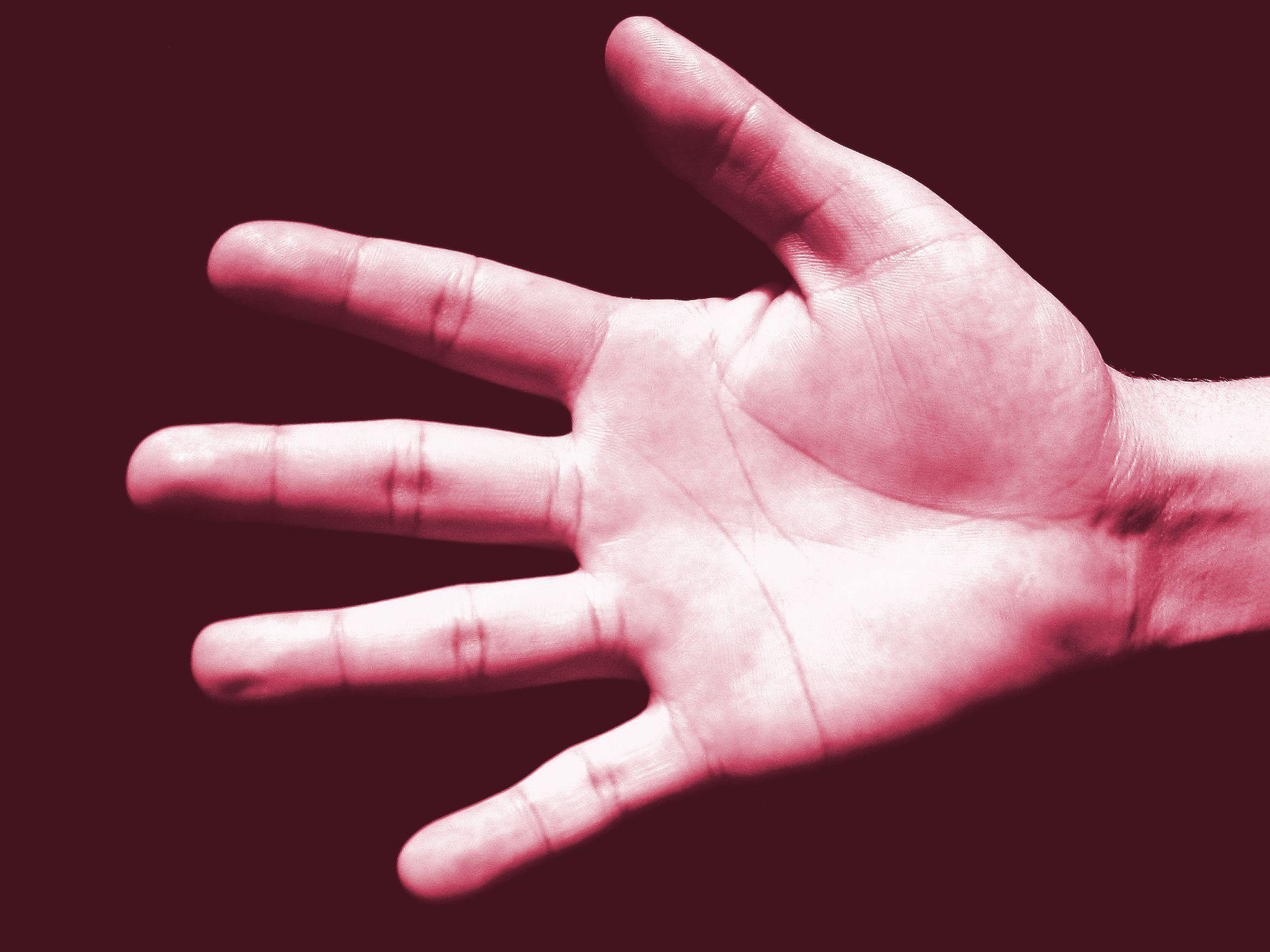 Test della personalità attraverso le linee della mano