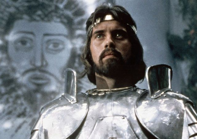 Morto Nigel Terry Re Artù Excalibur