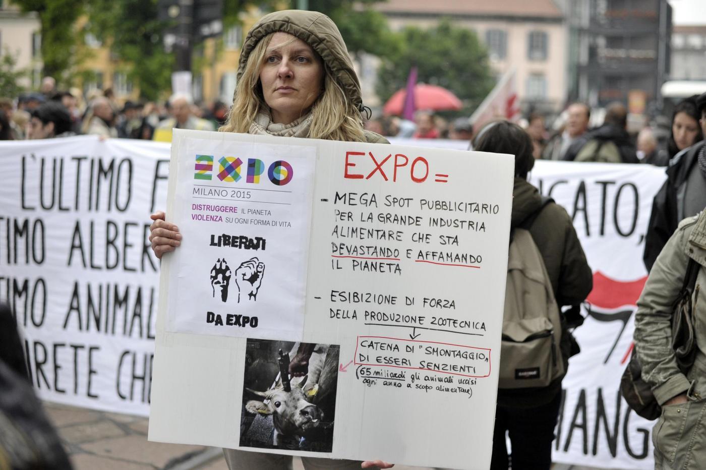 No Expo Milano 2015: perché alcuni non vogliono l'Esposizione universale?