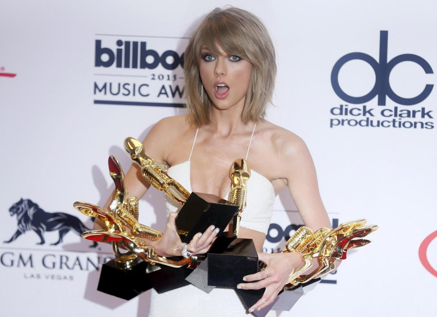Billboard Music Awards 2015, vincitori: Taylor Swift ne porta a casa 8