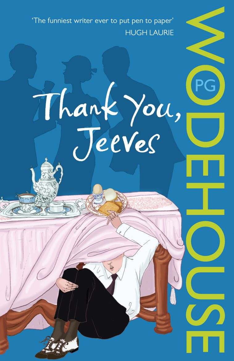 thank you jeeves cover