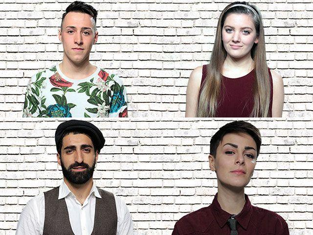 The Voice 2015: i finalisti sono Thomas Cheval, Carola Campagna, Fabio Curto e Roberta Carrese