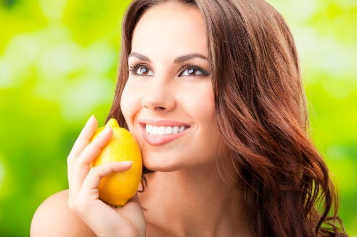 usi cosmetici del limone