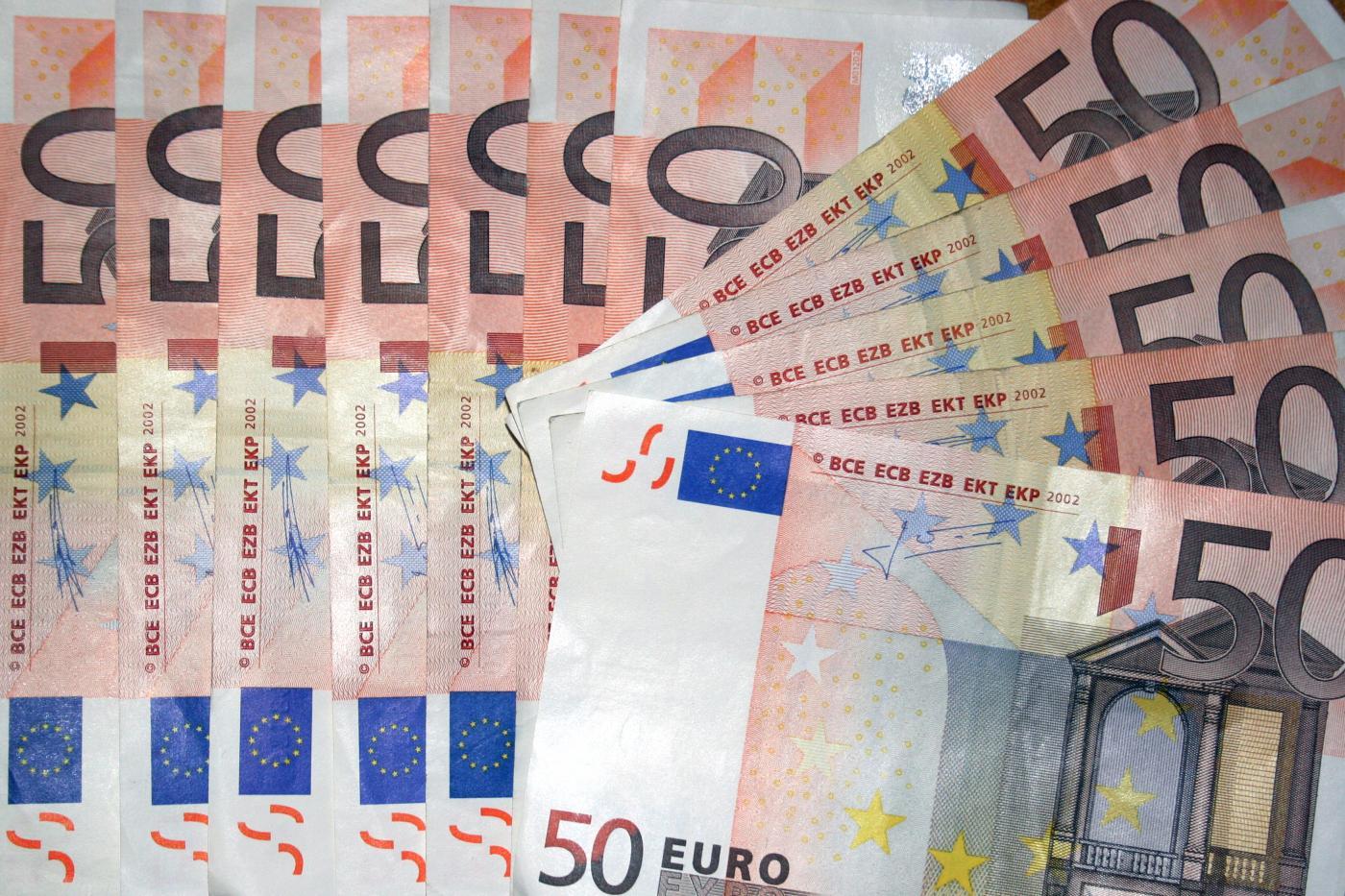 50 euro banconote