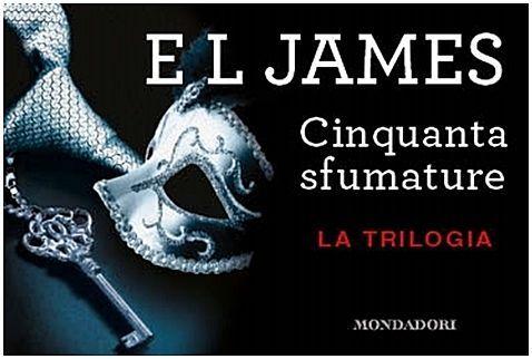 Grey, il nuovo libro di E. L. James, in Italia da luglio 2015: la trilogia continua