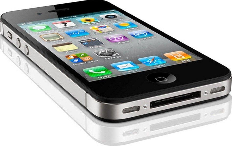 Apple iPhone 4S Black