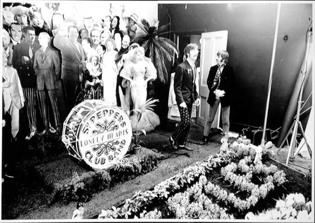 Foto per Sgt  Peppers Lonely Hearts Club Band