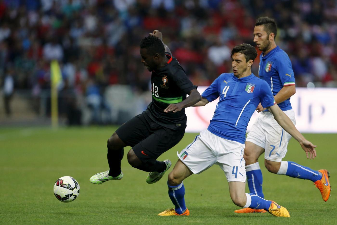Italia vs Portogallo 0-1: la prima sconfitta per Conte