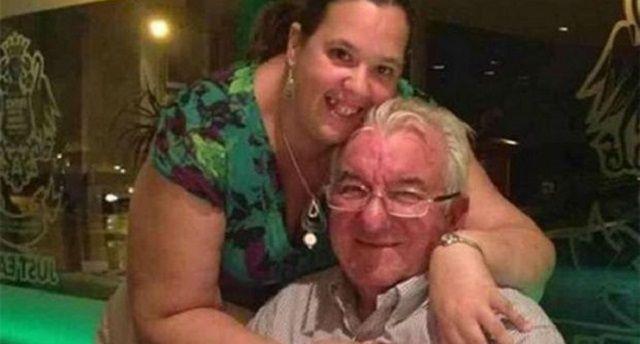 """74enne sposa l'ex moglie di suo figlio: """"40 anni di differenza… è disgustoso"""""""