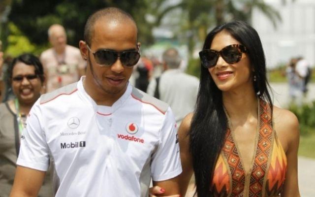 Lewis Hamilton e Nicole Scherzinger 150x150