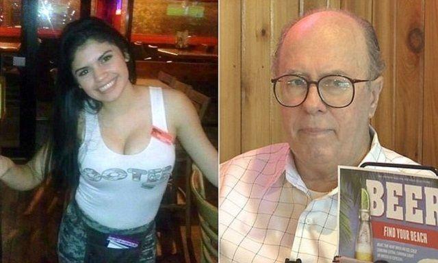 Mariana Villareal, la cameriera che ha donato un rene a un cliente bisognoso