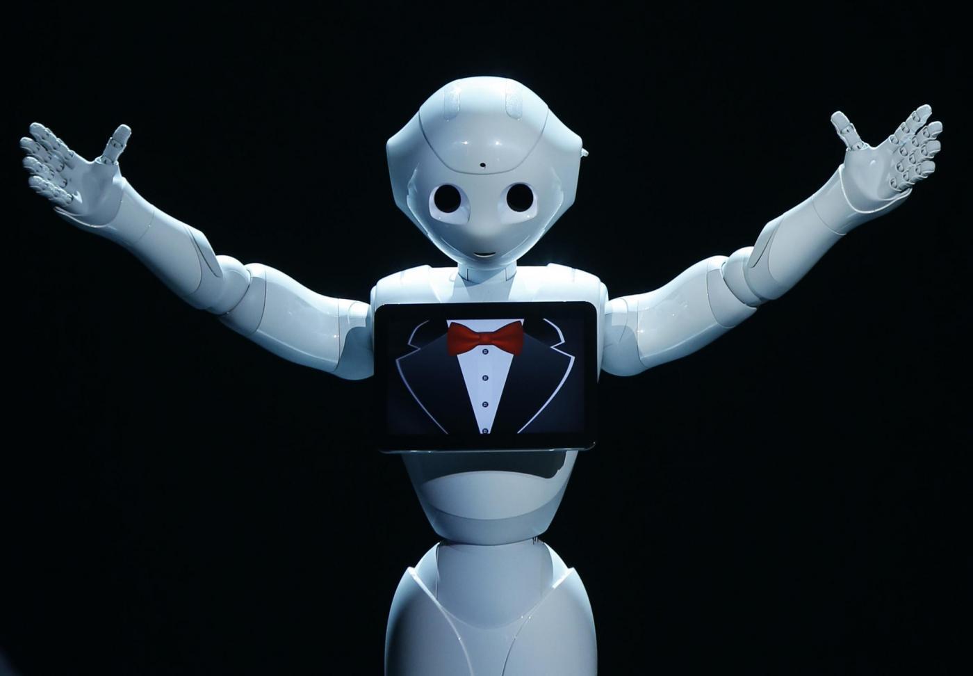 Pepper è il primo robot che prova emozioni