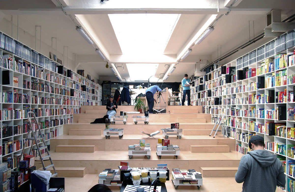 Plural Bookshop Bratislava Slovacchia