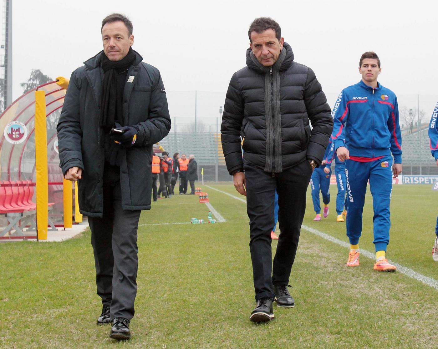 Calcio, partite comprate: arrestato il presidente del Catania Pulvirenti
