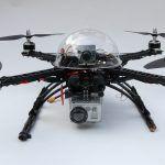 Quadricottero GoPro in arrivo per riprese mai così fluide