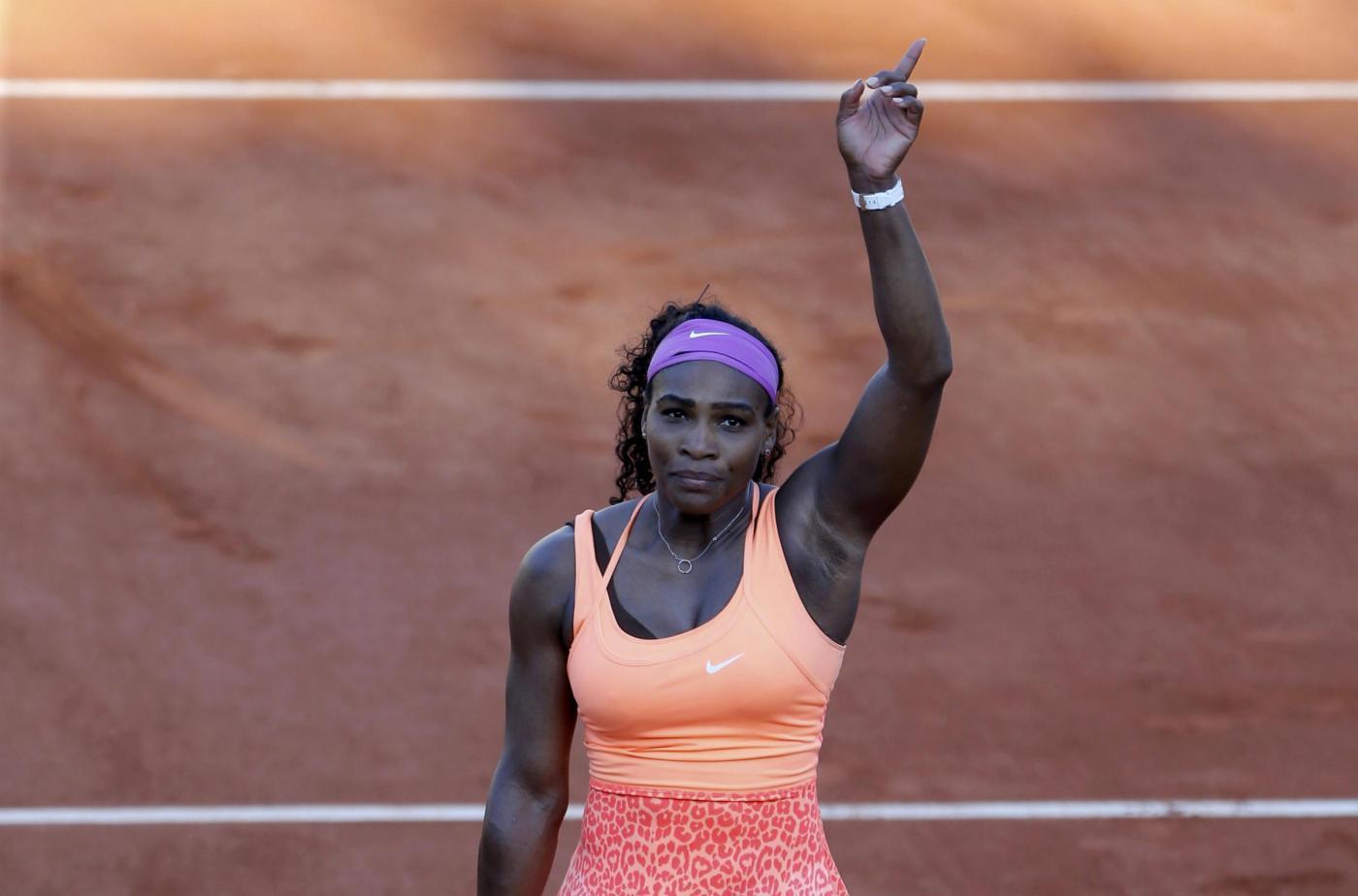 Serena Williams finale