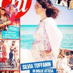 Silvia Toffanin aspetta due gemelle? La gravidanza è al settimo mese