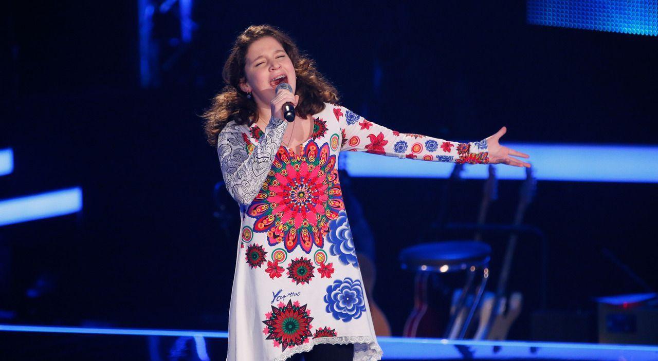 The Voice Kids Deutschland: la tredicenne Solomia commuove i giudici cantando Bocelli