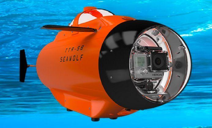 TTRobotix SEAWOLF
