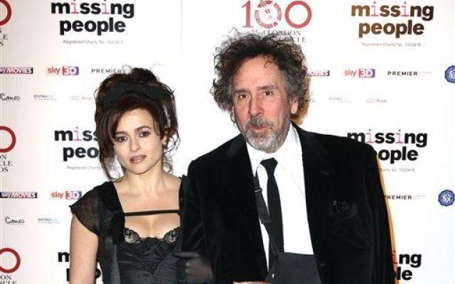 Tim Burton e Helena Bonham Carter 150x150