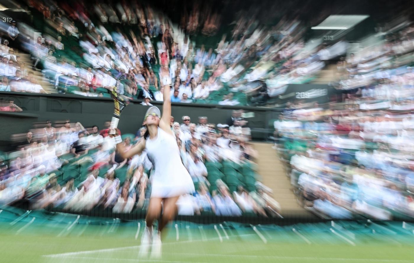 Wimbledon secondo giorno