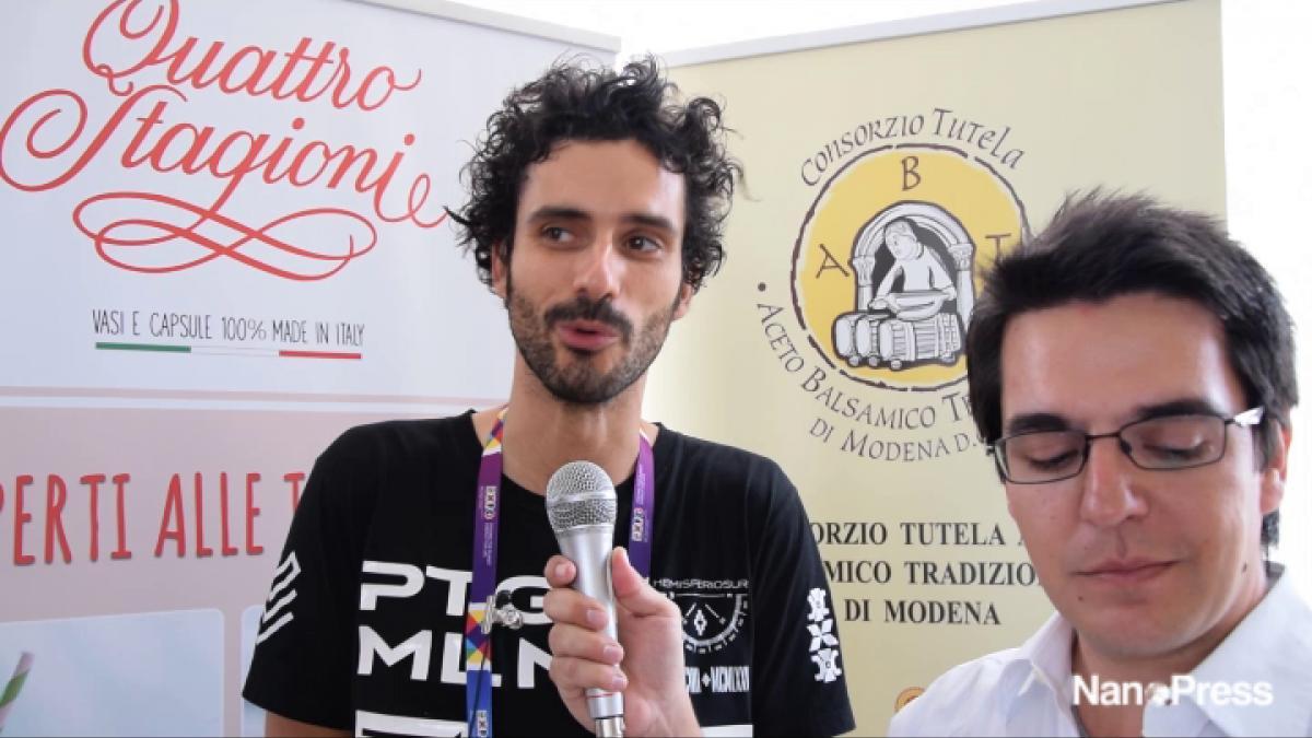 Uno scienziato in cucina intervista a Marco Bianchi