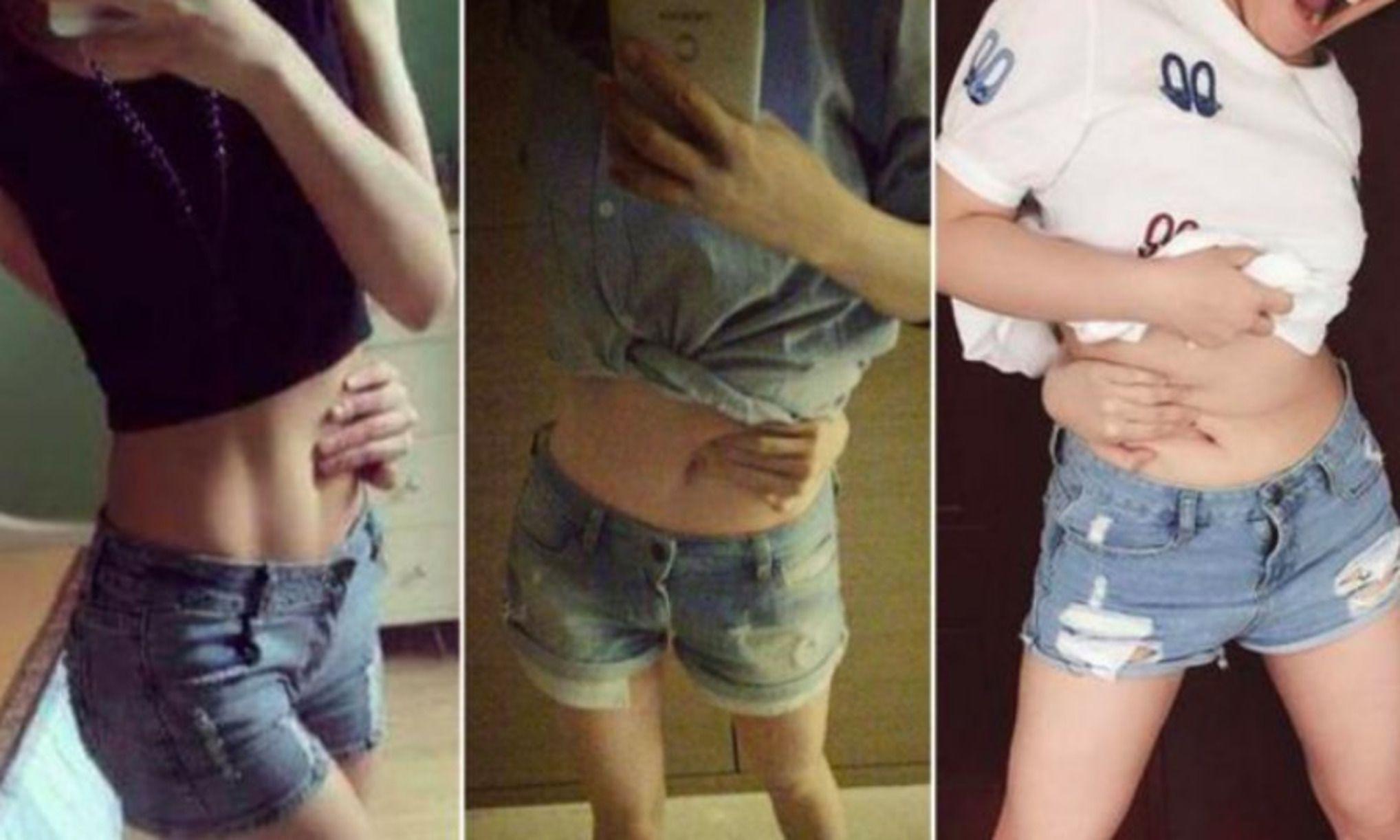 'Belly Button Challenge': dalla Cina arriva la sfida a dimostrare chi è più magro