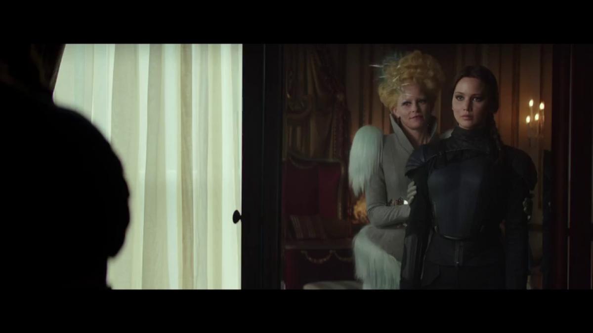 Hunger Games Il Canto della Rivolta 8211 parte 2 trailer italiano e trama dell8217ultimo capitolo della saga
