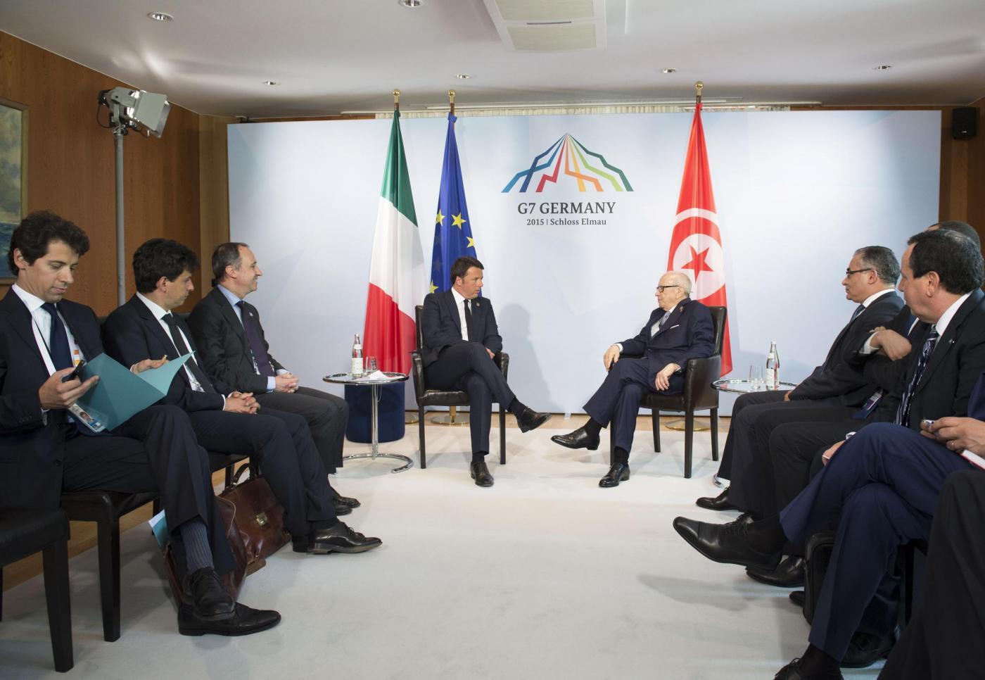 G7 di Elmau