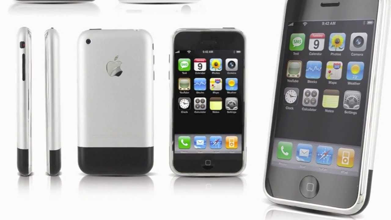 Dieci anni di iPhone: da 2G a 7 Plus, tutti i melafonini dal debutto