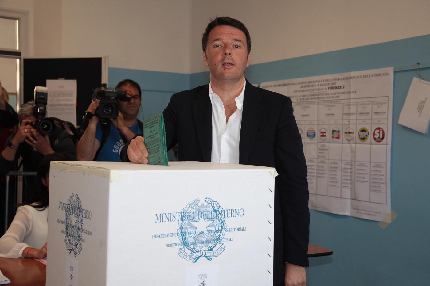 Elezioni regionali 2015, risultati: il PD perde la Liguria, De Luca vince in Campania