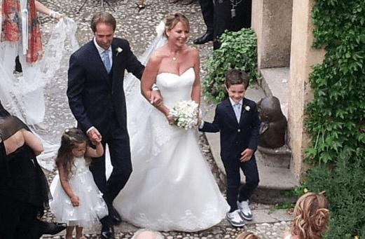 Monica Leofreddi: le nozze della conduttrice con il compagno Gianluca Delli Ficorelli