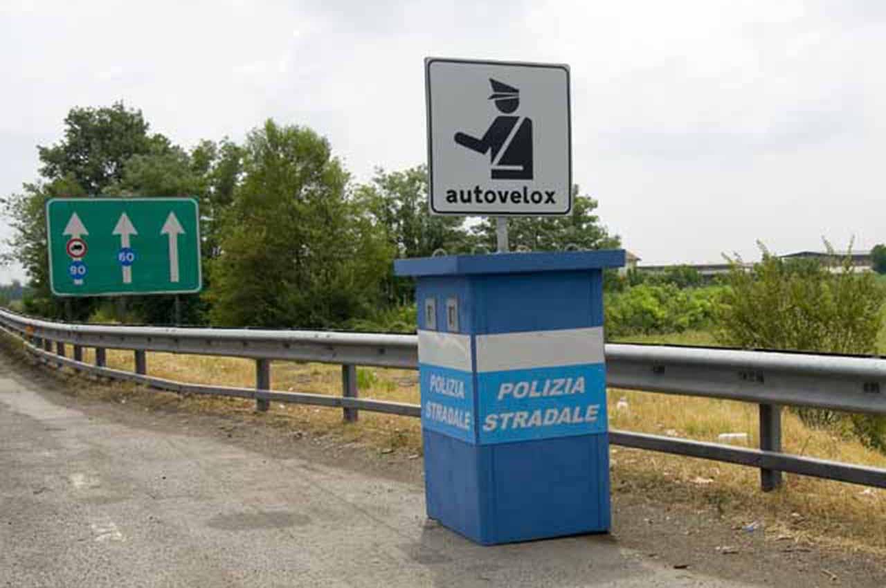 Autovelox: i casi di multe illegittime