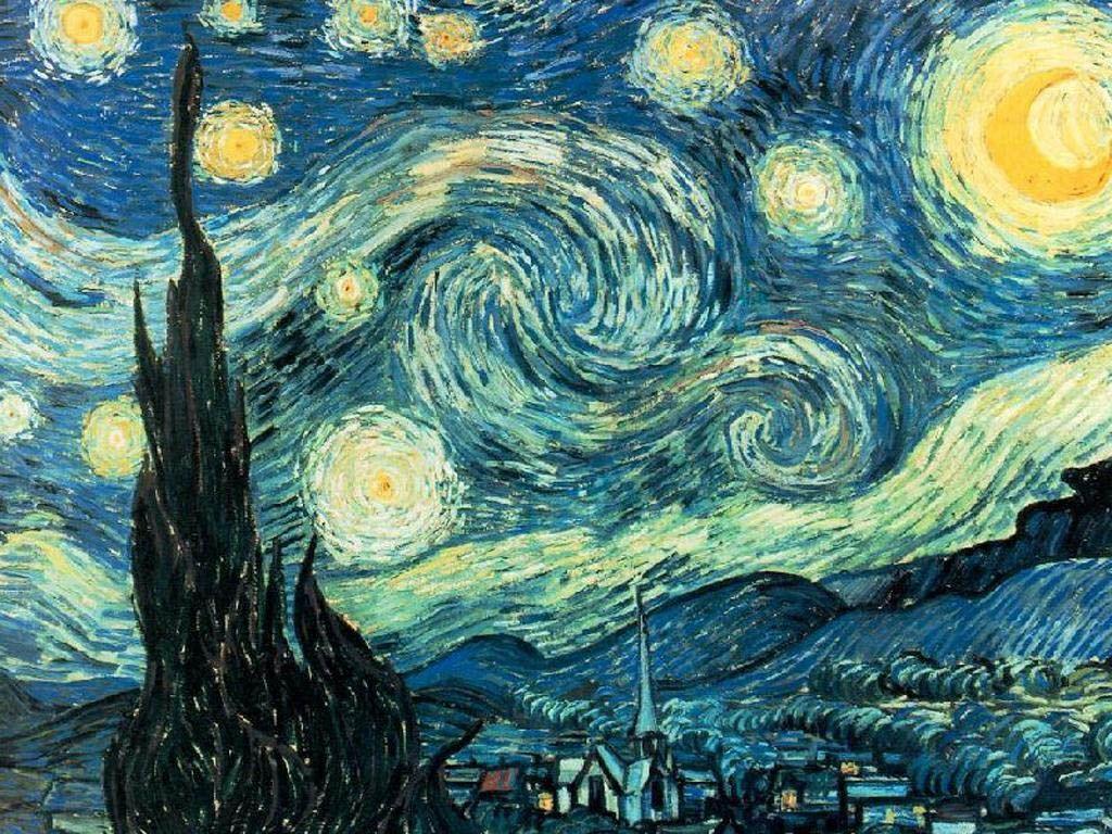 Van Gogh, il mistero della Notte stellata: quando la matematica incontra l'arte