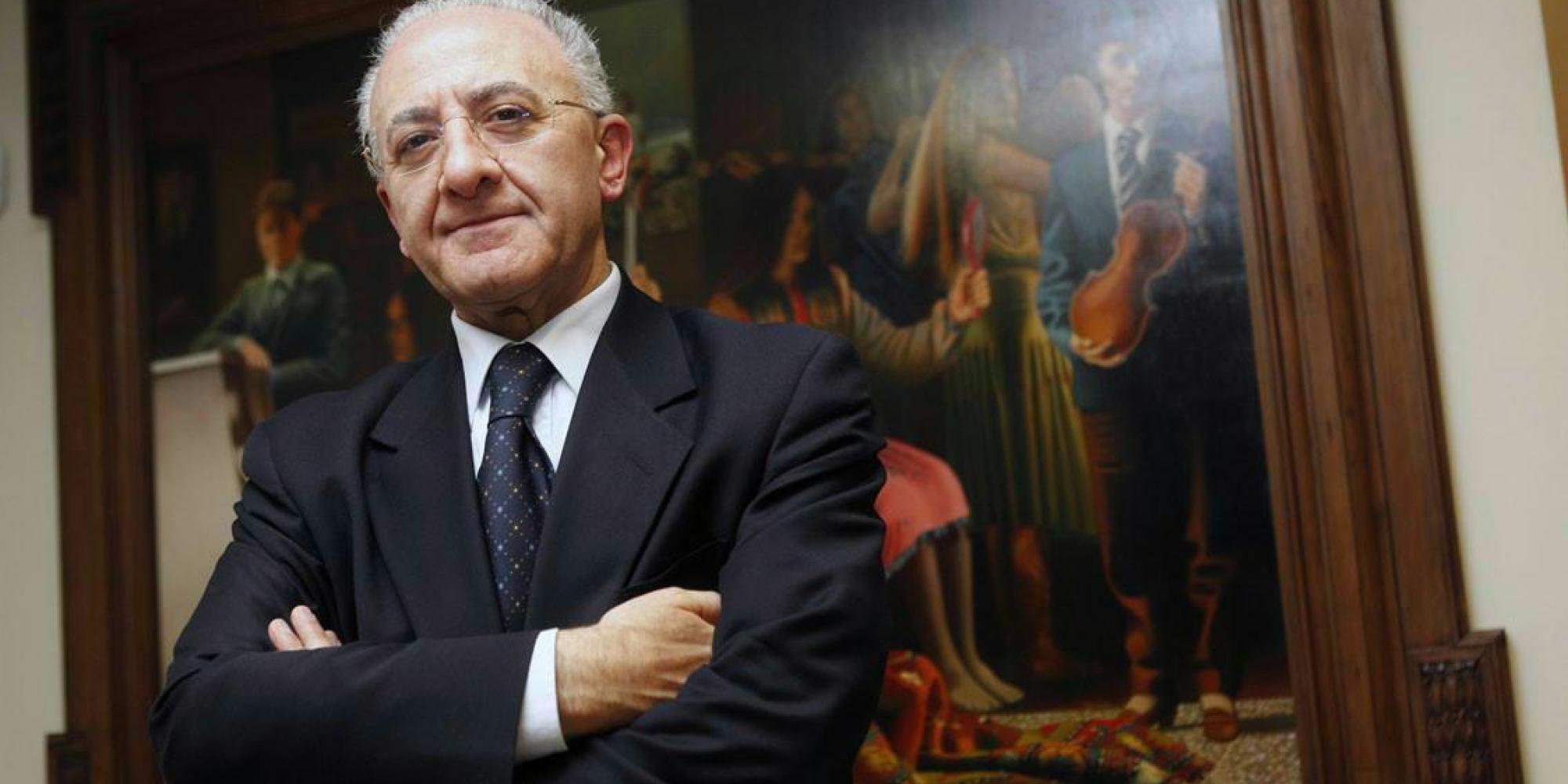 Chi è Vincenzo De Luca, nuovo governatore della Campania