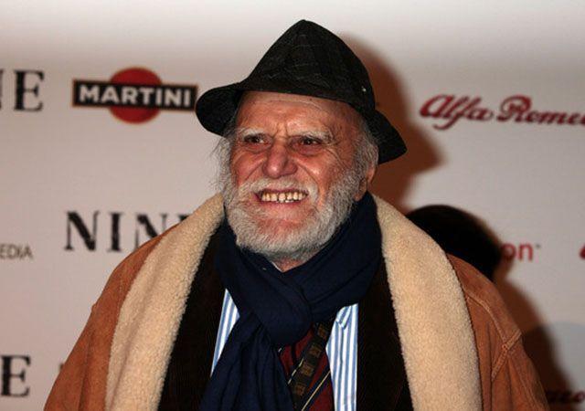 Morto Remo Remotti