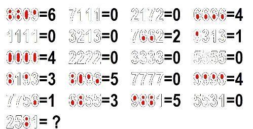 A Con SorpresaNanopress Indovinello Matematico Soluzione QsrhdCt
