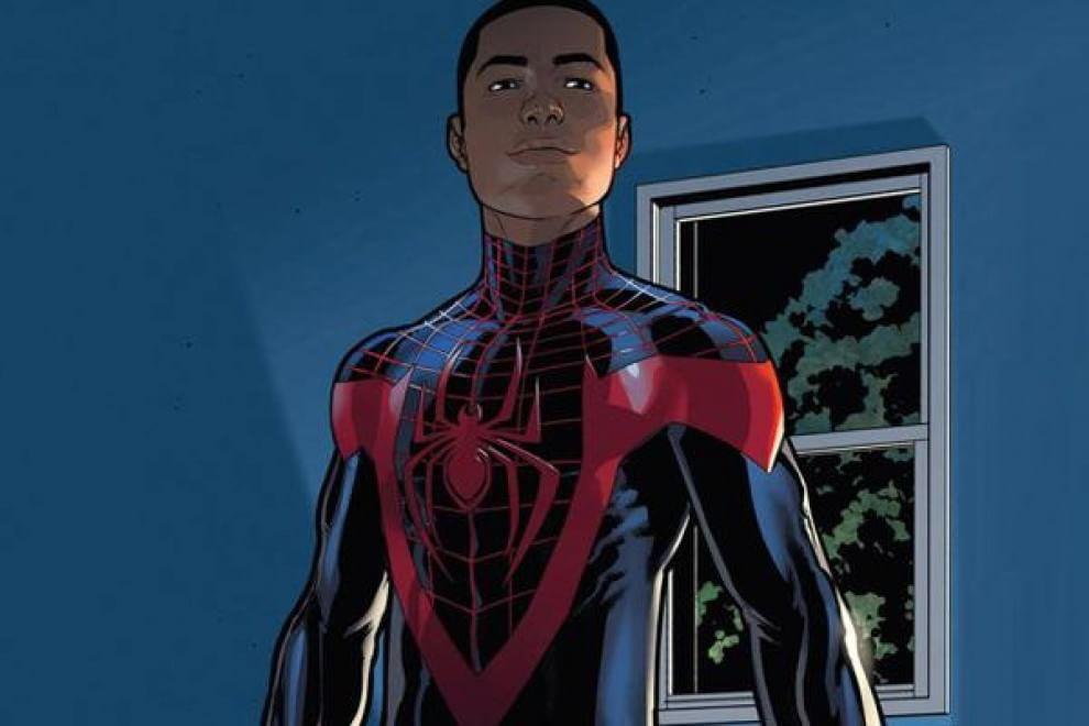 Spiderman, la Marvel cambia volto all'Uomo Ragno: sarà afroamericano