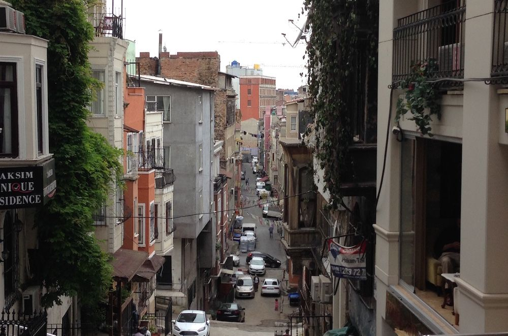 strade istanbul
