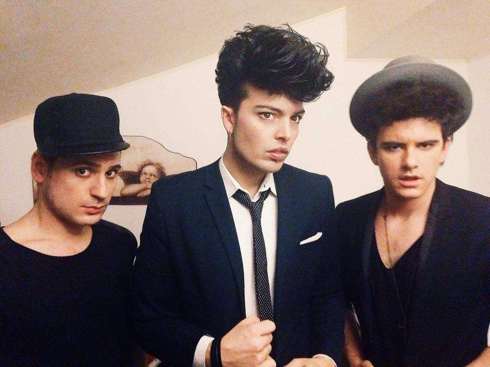Stash and The Kolors, Disco d'Oro per la band di Amici 2015