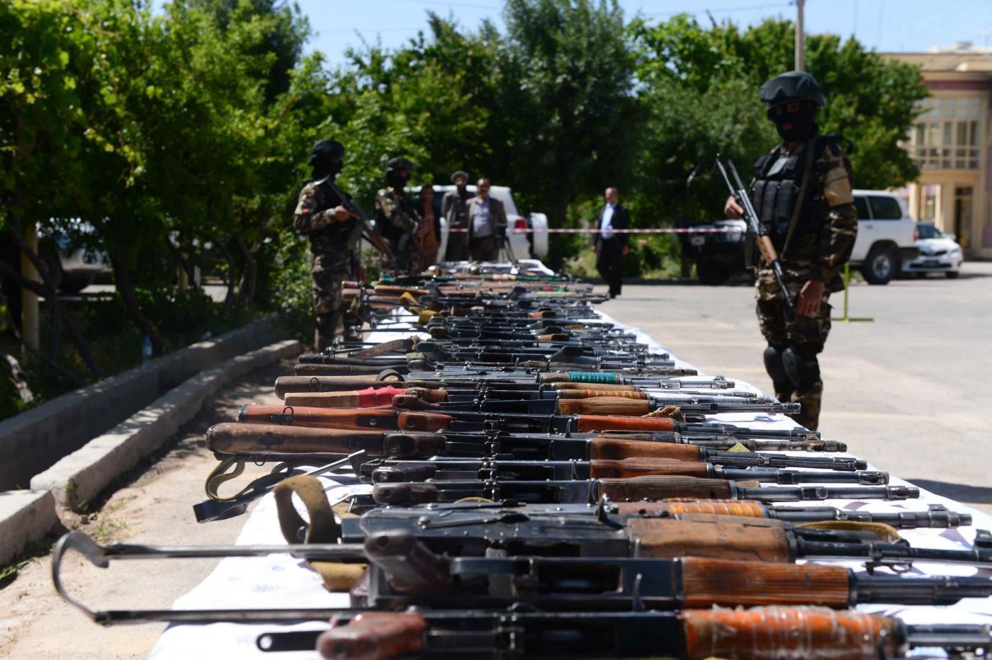 Armi in Afghanistan