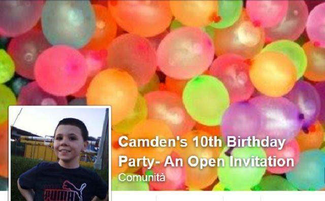 Crea un evento Facebook per il compleanno del figlio affetto da aprassia e il post diventa virale