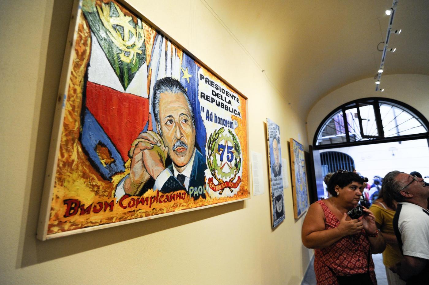 Ricordando Paolo Borsellino dopo 23 anni dalla strage di via D'amelio
