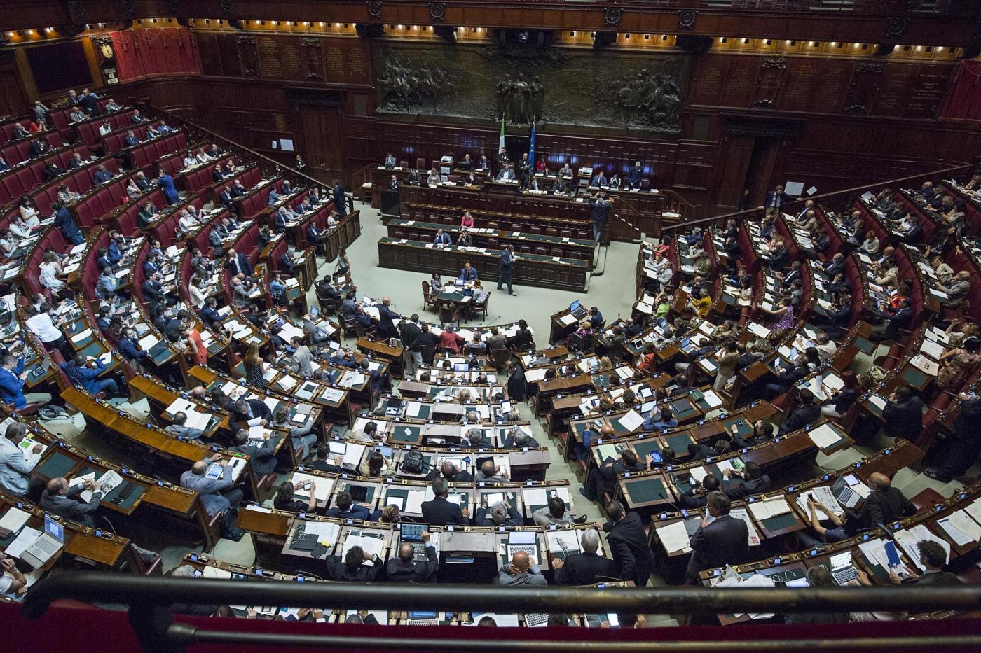 Bilancio della camera dei deputati ecco quanto abbiamo for Funzioni della camera dei deputati