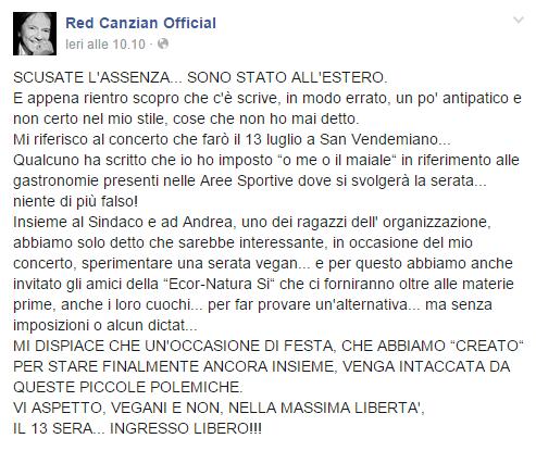 Canzian facebook