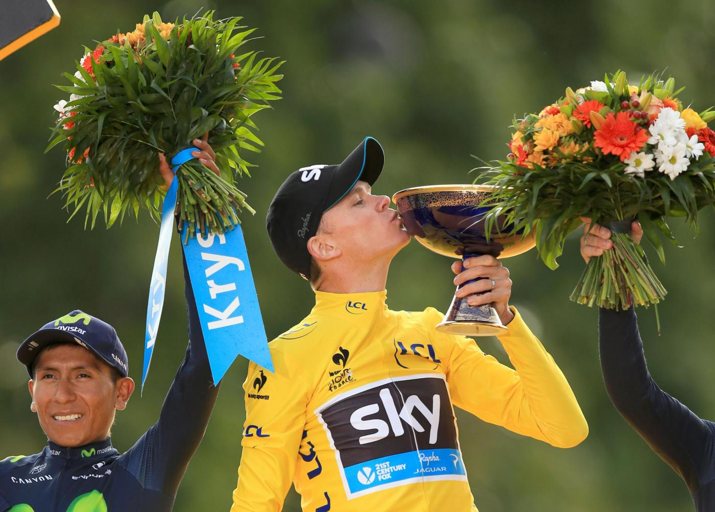 Chris Froome vittoria finale